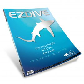 EZDIVE Diving Magazine Issue #61