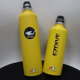 750ML Yellow Water Bottle