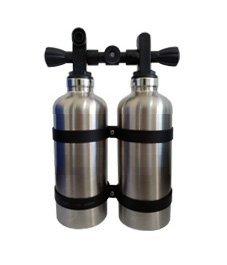350ml Twintank Water Bottle