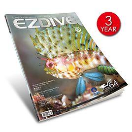 EZDIVE Magazine – 3 Years