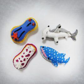 Marine Animals Magnet