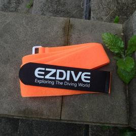 EZDIVE Neon Orange Luggage Strap