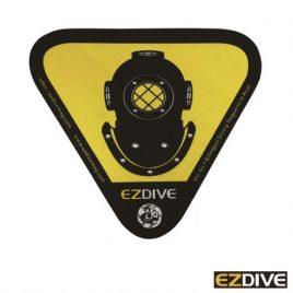EZDIVE潜水造型滑鼠垫