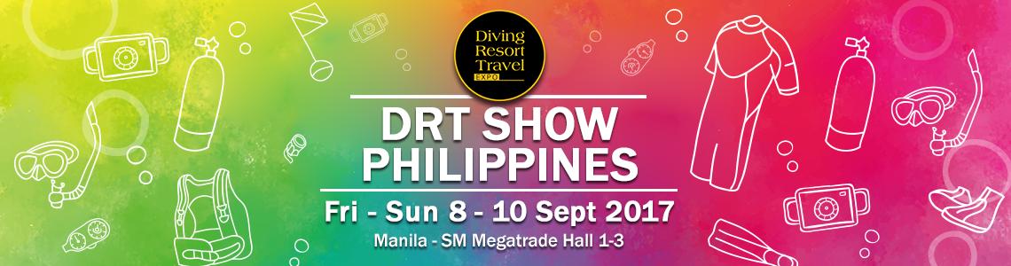 DRT SHOW PHILIPPINES 2017