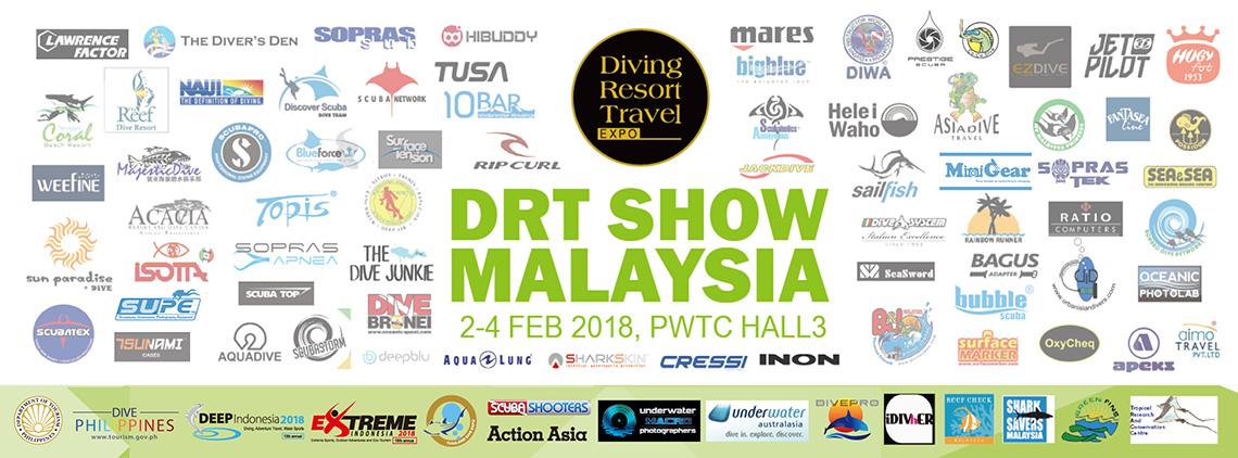 DRT SHOW Malaysia 2018