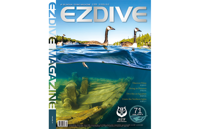 EZDIVE Diving Magazine Issue 71