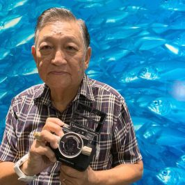 Interview with Sir David Hsiung, the judge for Hong Kong UW Photo & Video Competition 2019