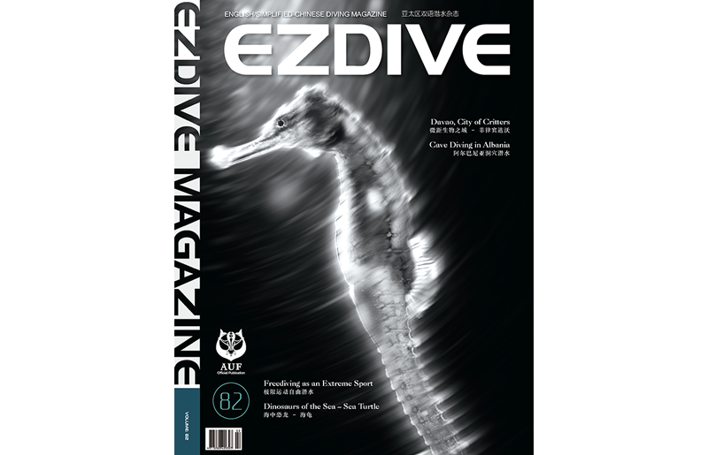 EZDIVE Diving Magazine Issue 82