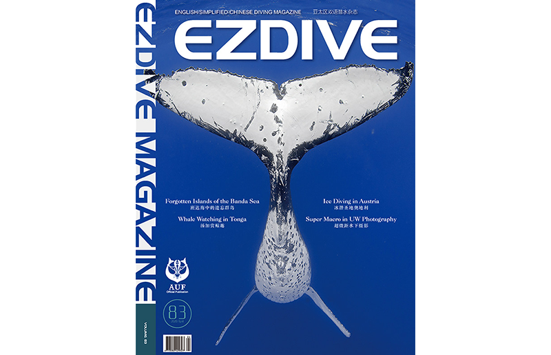 EZDIVE Diving Magazine Issue 83