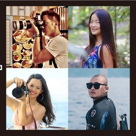 EZDIVE x gogoscuba – Interview the Diving Influencers